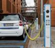 E-cars charging