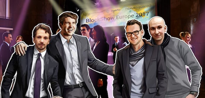 BlockShow Europe 2017 sa novim vijestima!