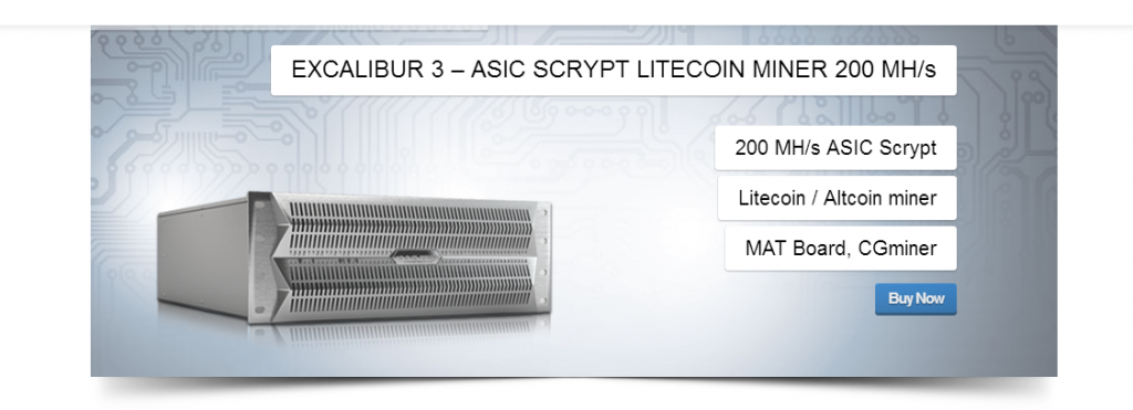 asic mininig scrypt