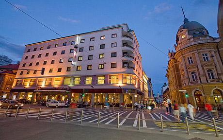 Hotel Slon, mjesto održavanja konferencije