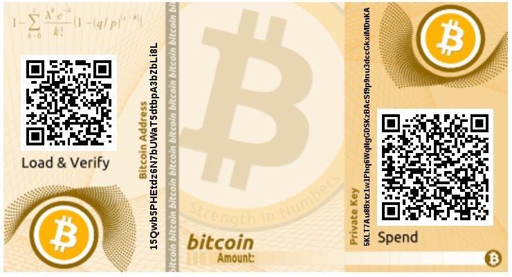 Druga varijanta papirnatog novčanika. Ovaj je i kriptiran.