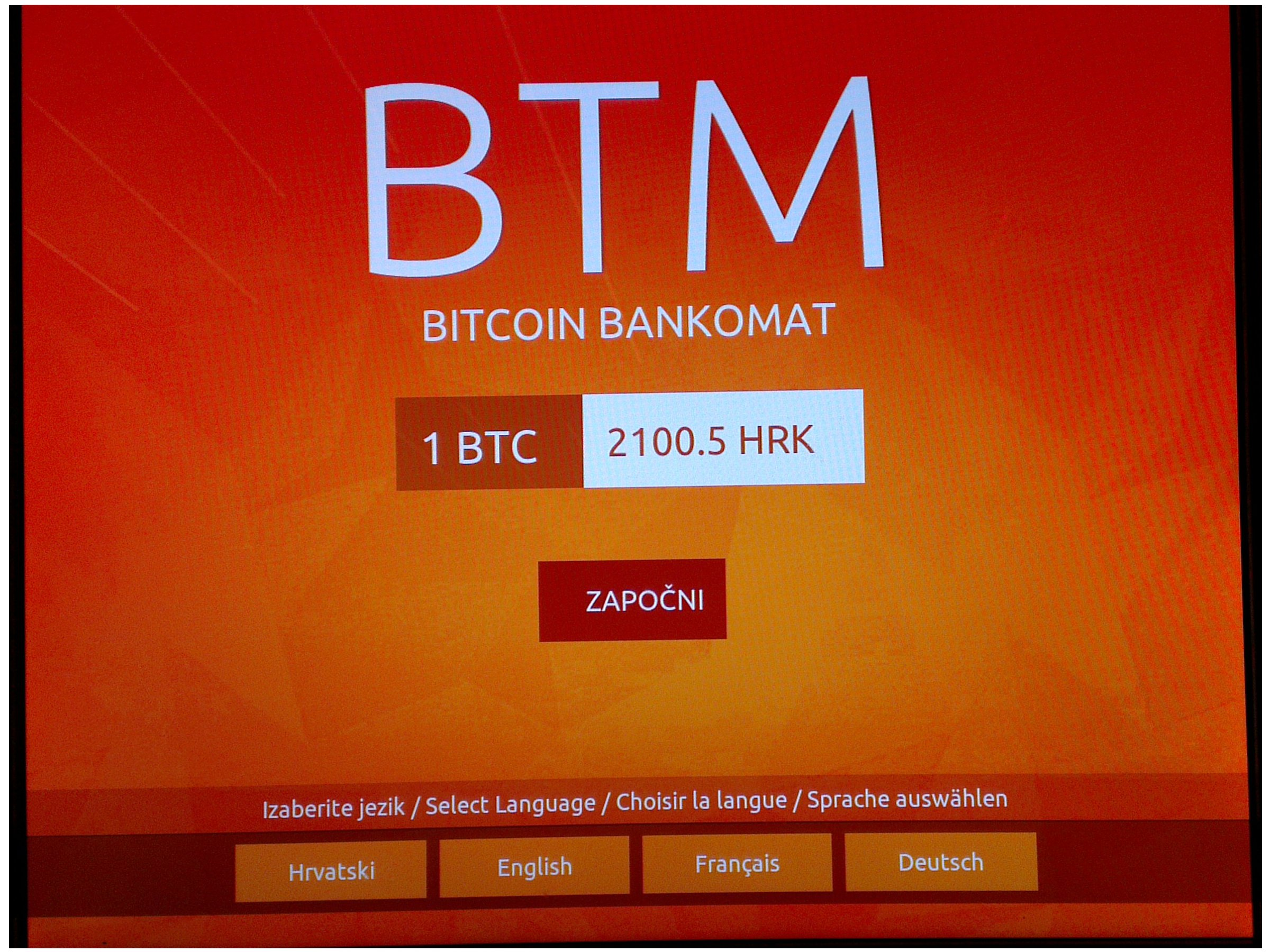 bitcoin bankomat zagrebas)
