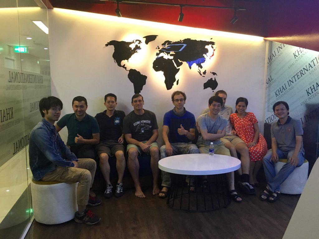 Meetup u Vijetnamu