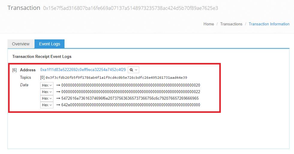 zk-SNARK transakcija na Ethereum testnetu