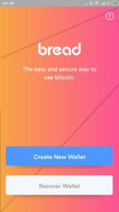 Bread Wallet - Kreiranje novčanika
