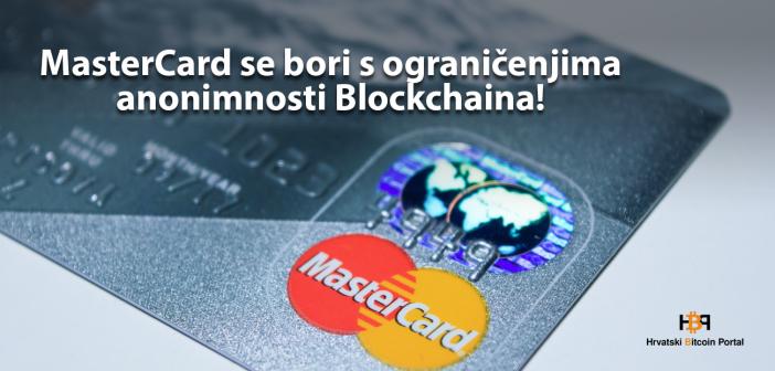 MasterCard prijavio patent za povećanje anonimnosti na blockchainu