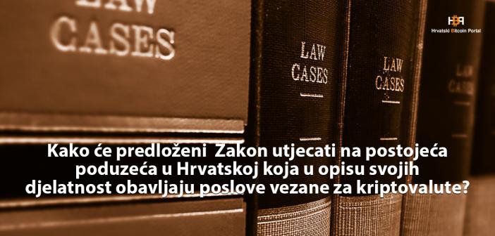 U Hrvatskoj se predlažu nemogući uvjeti u Zakonu na teret kriptovaluta