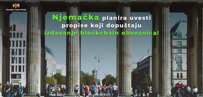 Njemačka uvodi pravnu regulativu za digitalne tokene