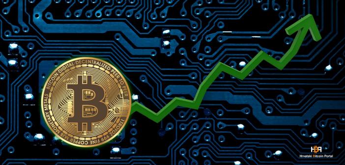 Bitcoin dosegnuo 8.200 dolara, zlato na najvećoj razini od travnja
