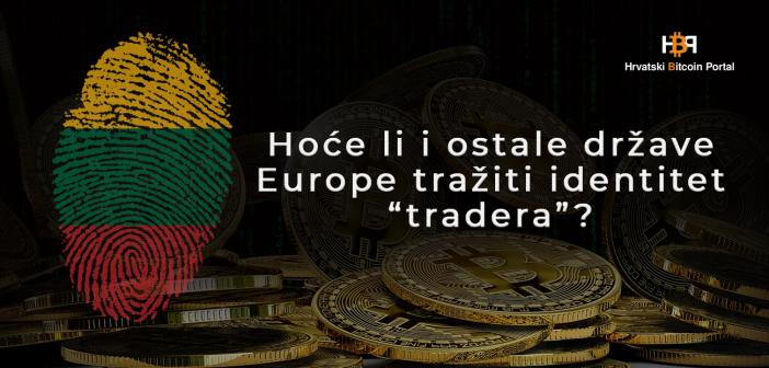 Litva od kripto-kompanija zahtijeva identifikaciju korisnika