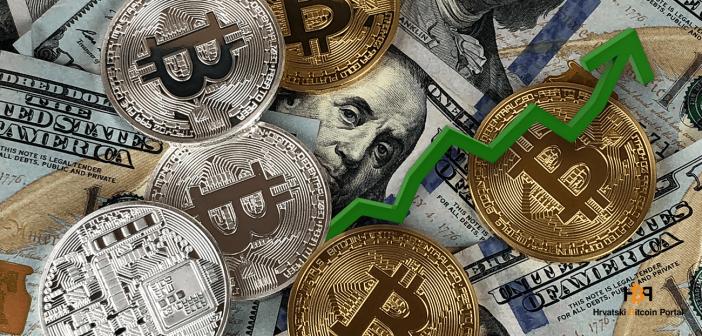 Cijena bitcoina dostigla razinu od 12.700 dolara: Predviđen rast od 100.000 dolara do 2021. godine?