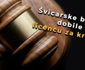 Švicarske kripto banke dobivaju dozvole od financijskog regulatora