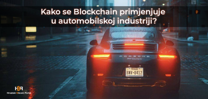 Proizvođač luksuznih automobila prihvaća bitcoin za prodaju vozila