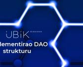 UBIK implementirao DAO strukturu kao sustav glasanja unutar udruge!