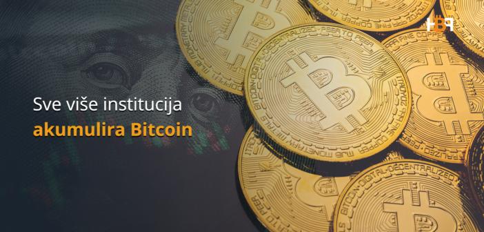 Zašto skoro nitko trenutno ne prodaje Bitcoin?