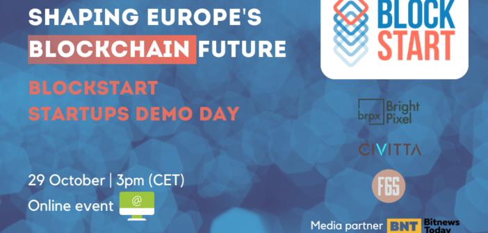 Oblikovanje europske Blockchain budućnosti