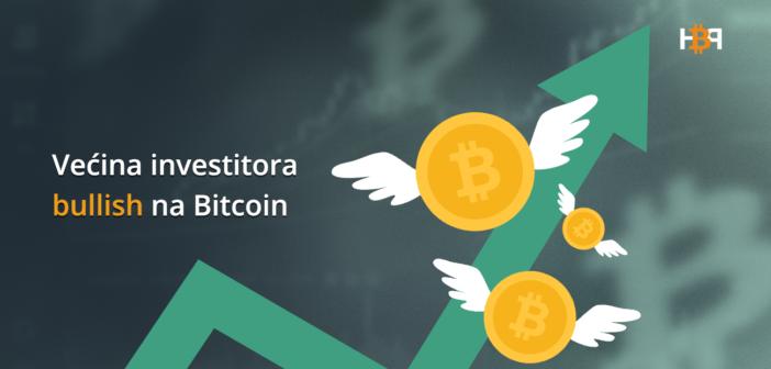 Borba Bitcoin bullova i bearova za 40.000$