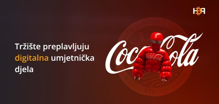 Dok Coca-Cola na aukciji prodaje svoj prvi NFT, sve više brendova ulazi u Metaverse