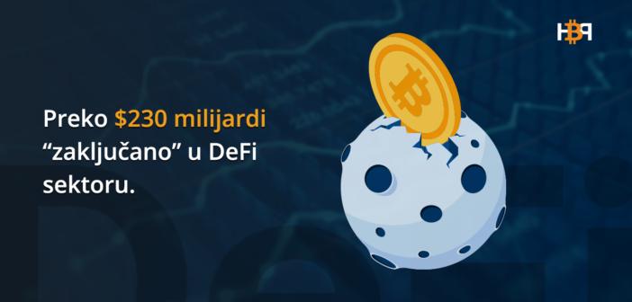 Bitcoin postavio novi ATH zajedno s DeFi TVL-om